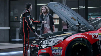 XFINITY X1 Triple Play TV Spot, 'Triple the Speed' Featuring Tony Stewart - Thumbnail 5