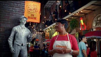 Popeyes Dip'n Chick'n TV Spot, 'Holding Your Breath' - Thumbnail 10