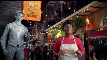 Popeyes Dip'n Chick'n TV Spot, 'Holding Your Breath' - Thumbnail 2