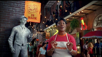 Popeyes Dip'n Chick'n TV Spot, 'Holding Your Breath' - Thumbnail 7