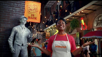 Popeyes Dip'n Chick'n TV Spot, 'Holding Your Breath' - Thumbnail 9