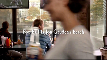 Corona Extra TV Spot, 'Time' Featuring Jon Gruden - Thumbnail 7