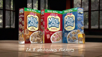Frosted Mini-Wheats TV Spot, 'Hot or Cold' - Thumbnail 9