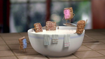 Frosted Mini-Wheats TV Spot, 'Hot or Cold' - Thumbnail 2