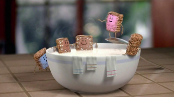 Frosted Mini-Wheats TV Spot, 'Hot or Cold' - Thumbnail 3