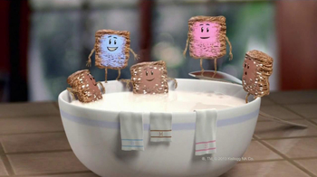 Frosted Mini-Wheats TV Spot, 'Hot or Cold'