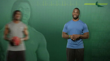 Subway Tuscan Chicken Melt TV Spot Ft. Justin Tuck, Jarvis Jones - Thumbnail 5