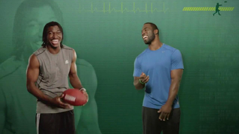 Subway Tuscan Chicken Melt TV Spot Ft. Justin Tuck, Jarvis Jones - Thumbnail 6