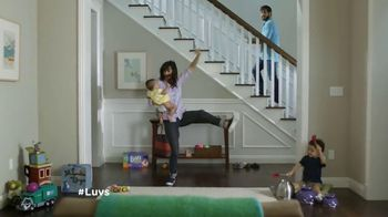Luvs with Night Lock TV Spot, 'Music Lesson'