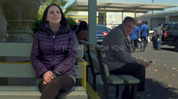 Burlington Coat Factory TV Spot, 'Right Coat' - Thumbnail 7