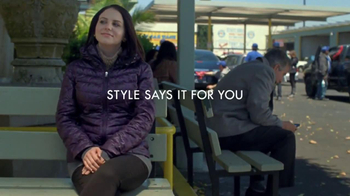 Burlington Coat Factory TV Spot, 'Right Coat' - Thumbnail 6