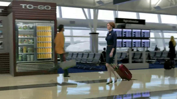 Florida Orange Juice TV Spot, 'Flight Attendant' - Thumbnail 1