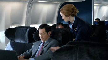 Florida Orange Juice TV Spot, 'Flight Attendant' - Thumbnail 6
