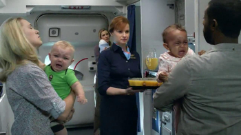 Florida Orange Juice TV Spot, 'Flight Attendant' - Thumbnail 7