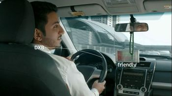 United Airlines TV Spot, 'Cab Drivers'