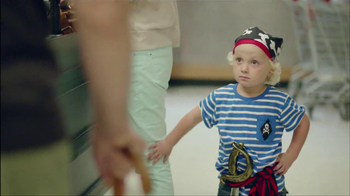 Mastercard TV Spot, 'Getting Your Pirate out Just in Time'