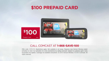 XFINITY TV Spot, 'Entertainment on the Go' - Thumbnail 7
