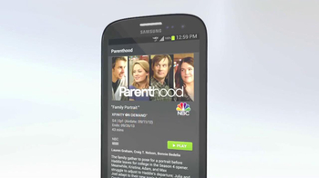 XFINITY TV Spot, 'Entertainment on the Go' - Thumbnail 1