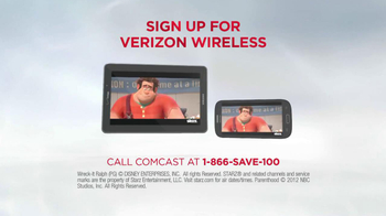 XFINITY TV Spot, 'Entertainment on the Go' - Thumbnail 6