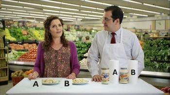 Prego Homestyle Alfredo TV Spot, 'Ragu Taste Test' - Thumbnail 4