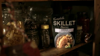Campbell's Skillet Sauces TV Spot - 1275 commercial airings