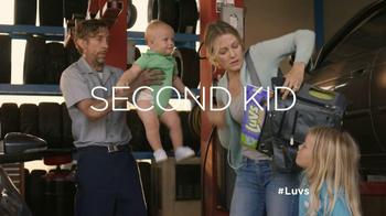 Luvs with Night Lock TV Spot, 'Sanitize' - Thumbnail 7