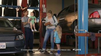 Luvs with Night Lock TV Spot, 'Sanitize' - Thumbnail 8