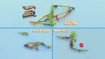 Hot Wheels Wall Tracks Roto-Arm Revolution TV Spot - Thumbnail 8