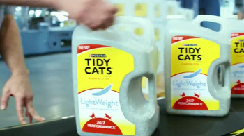 Tidy Cats LightWeight TV Spot - Thumbnail 1