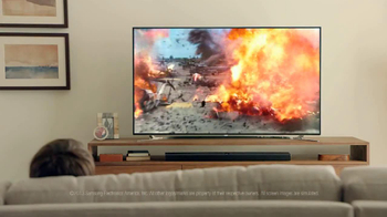Samsung Smart TV TV Spot, 'It's Not TV' - Thumbnail 2