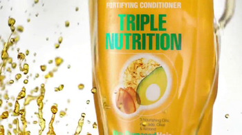 Garnier Fructis Triple Nutrition TV Spot, 'Desperately Dry' - Thumbnail 4