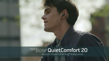 Bose QuietComfort 20 TV Spot, Song by Leagues