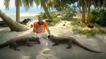 Old Spice TV Spot, 'Lizards' Featuring Wes Welker - 691 commercial airings