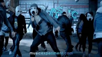 Intel TV Spot, 'The Music Experiment Me 2.0' Song by Big Bang - Thumbnail 5