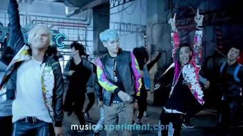 Intel TV Spot, 'The Music Experiment Me 2.0' Song by Big Bang - Thumbnail 7