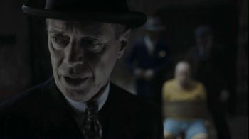 Time Warner Cable TV Spot, 'Boardwalk Empire' Featuring Steve Buscemi - 15 commercial airings