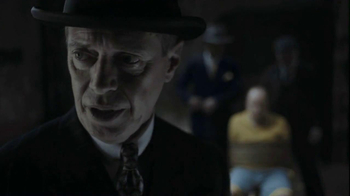 Time Warner Cable TV Spot, 'Boardwalk Empire' Featuring Steve Buscemi