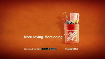 The Home Depot TV Spot, 'Warm Welcome' - Thumbnail 10