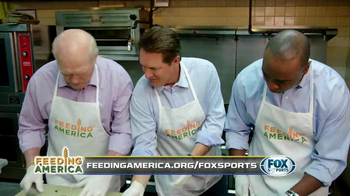 Fox Supports TV Spot, 'Feeding America' Featuring Terry Bradshaw - 5 commercial airings