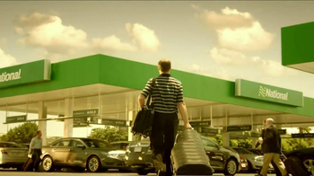National Car Rental TV Spot, 'Solver of the Slice' - Thumbnail 7