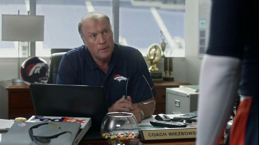 FedEx Delivery Manager TV Commercial, 'Practice'