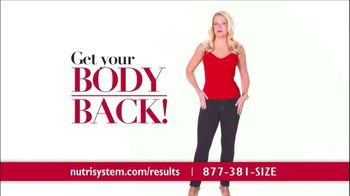 Nutrisystem TV Spot, 'Results' Featuring Melissa Joan Hart - 330 commercial airings