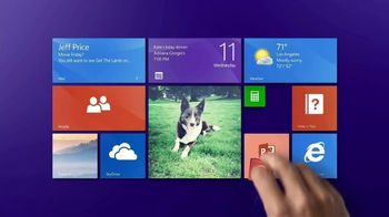 Microsoft Windows 8 TV Spot, 'One Experience' Song by Giants of Industry