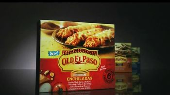 Old El Paso Frozen Entrees Chicken Enchiladas TV Spot, 'Right On' - Thumbnail 7
