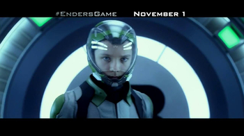 Ender's Game - 2487 commercial airings