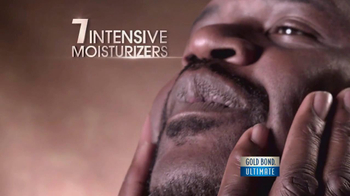 Gold Bond Ultimate Men's Lotion TV Spot Featuring Shaquille O'Neal - Thumbnail 5