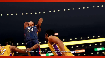NBA 2K14 TV Spot Featuring LeBron James, Song by KRS-One - Thumbnail 9