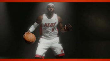 NBA 2K14 TV Spot Featuring LeBron James, Song by KRS-One - 393 commercial airings