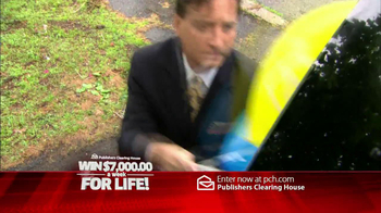Publishers Clearing House TV Spot, 'For Life' - Thumbnail 1