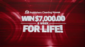 Publishers Clearing House TV Spot, 'For Life' - Thumbnail 3